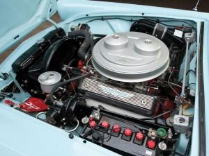 1957 Ford Thunderbird 'E-Code' 23