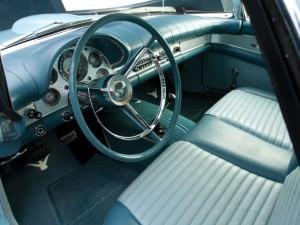 1957 Ford Thunderbird 'E-Code' 4