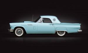 1957 Ford Thunderbird 'E-Code' 5