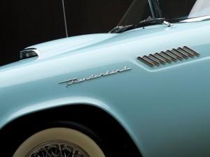 1957 Ford Thunderbird 'E-Code' 7
