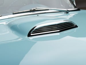 1957 Ford Thunderbird 'E-Code' 8