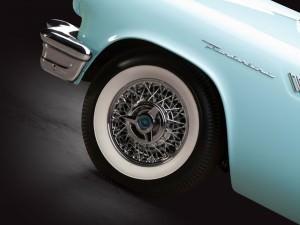 1957 Ford Thunderbird 'E-Code' 9