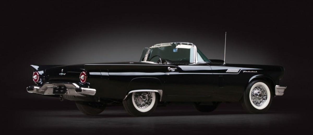 1957 Ford Thunderbird 'F-Code'  2