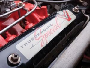 1957 Ford Thunderbird 'F-Code'  21