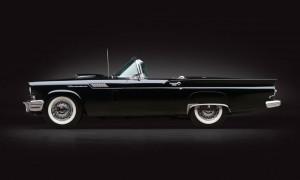 1957 Ford Thunderbird 'F-Code'  5