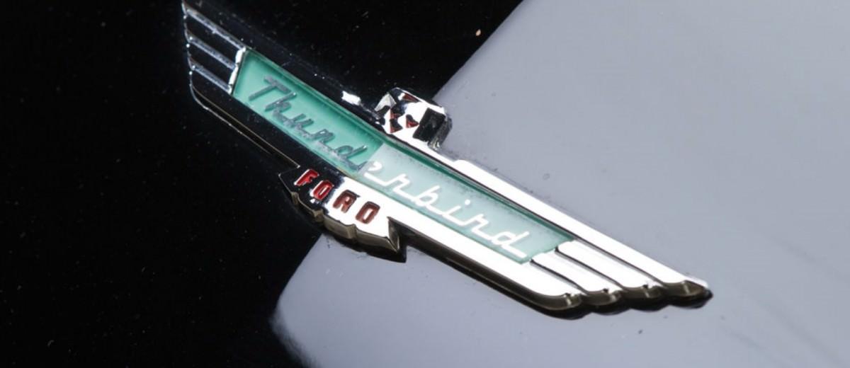 1957 Ford Thunderbird 'F-Code'  6