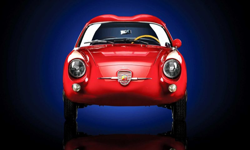 1958 Fiat-Abarth 750 GT 'Double Bubble' Coupé by Zagato 9