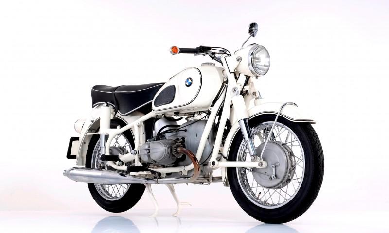 1960 BMW R69S 1