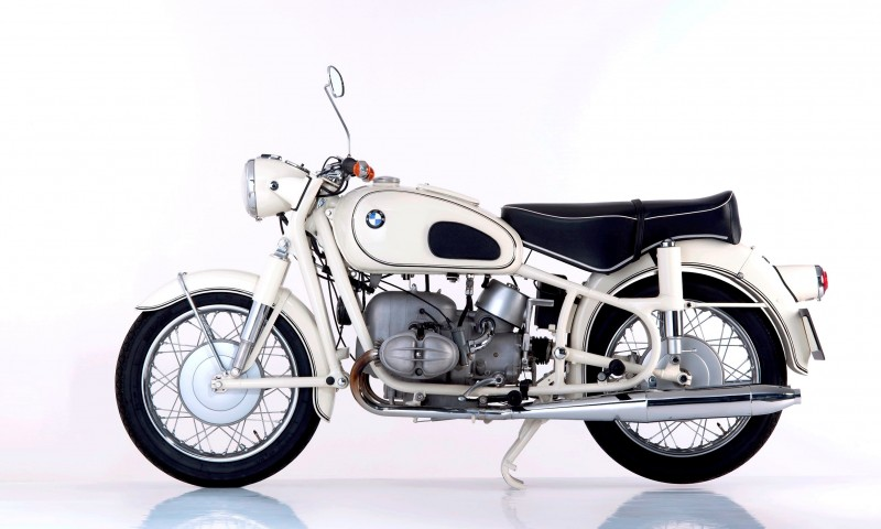 1960 BMW R69S 3