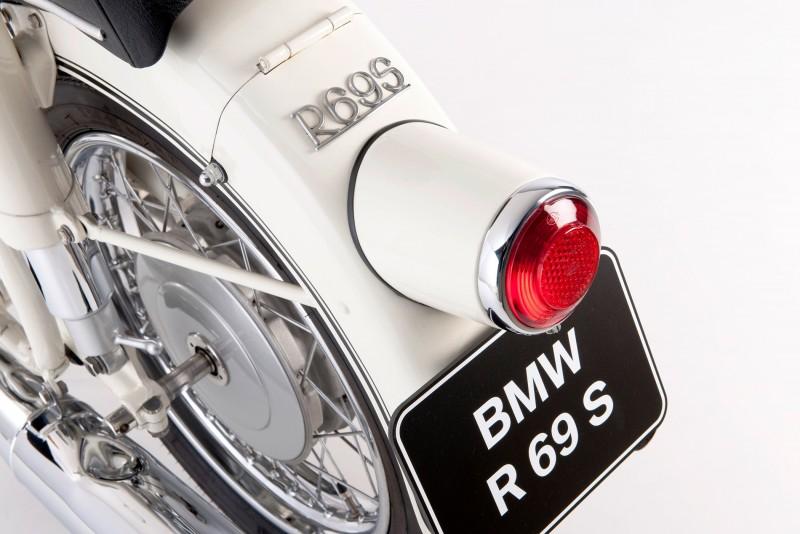 1960 BMW R69S 4