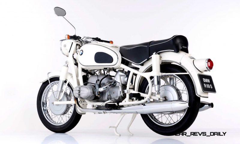 1960 BMW R69S 6