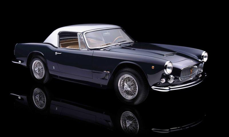 1961 Maserati 3500GT Vignale Spyder 1