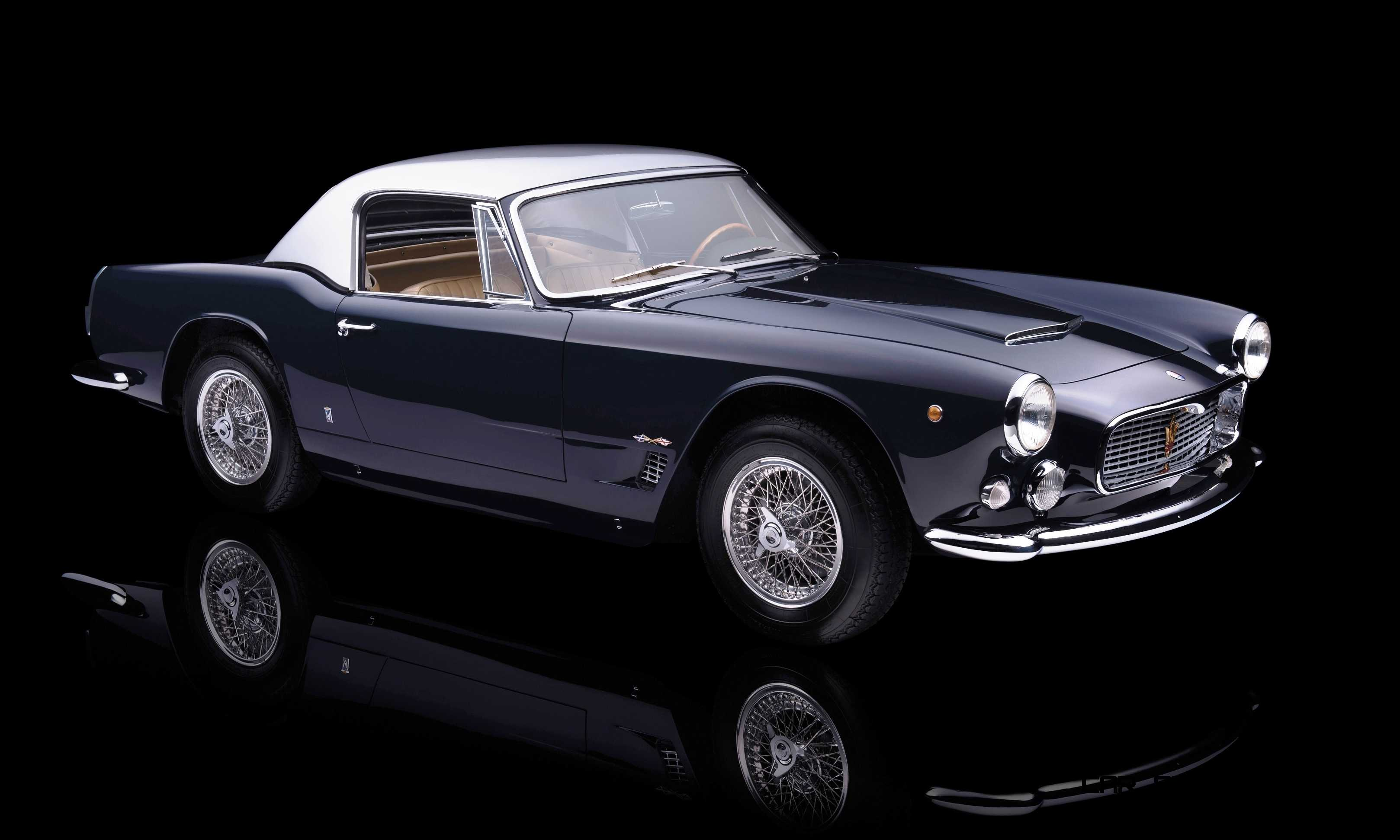 1961 Maserati 3500gt Vignale Spyder