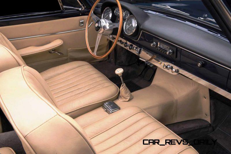1961 Maserati 3500GT Vignale Spyder 14