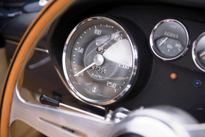 1961 Maserati 3500GT Vignale Spyder 15