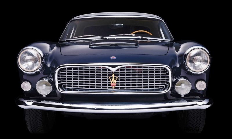1961 Maserati 3500GT Vignale Spyder 18