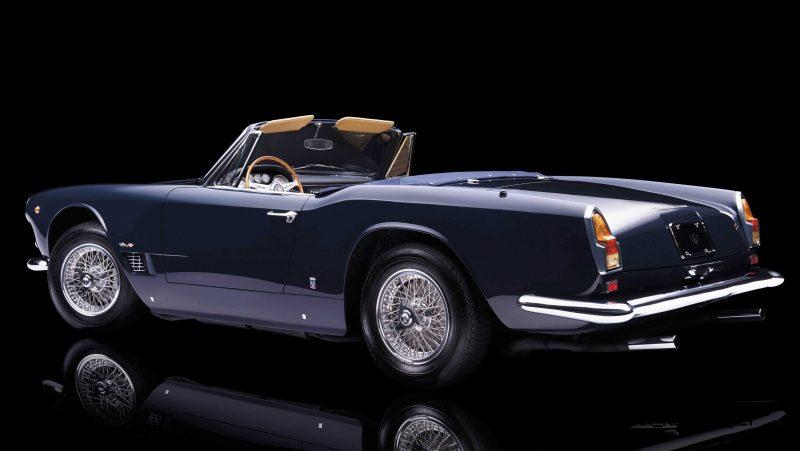 1961 Maserati 3500GT Vignale Spyder 2