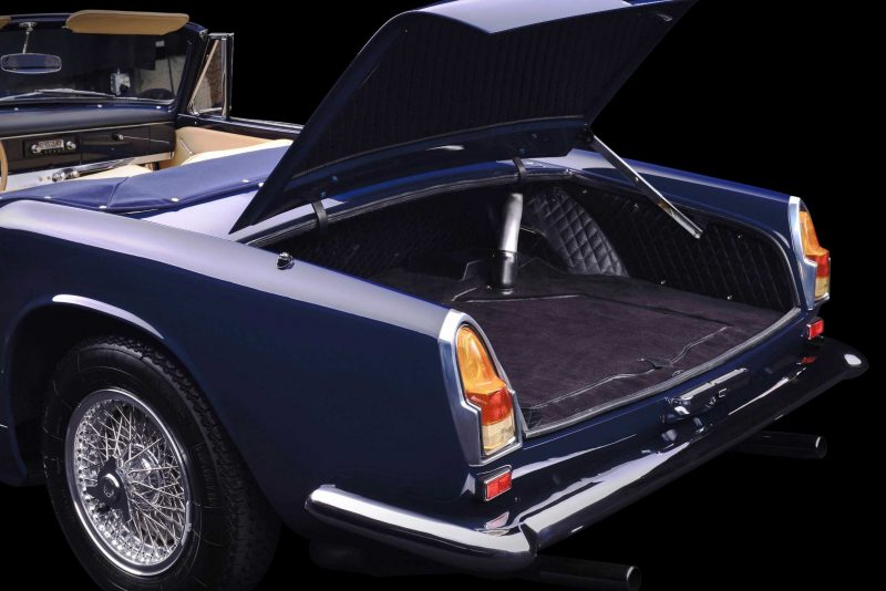 1961 Maserati 3500GT Vignale Spyder 21