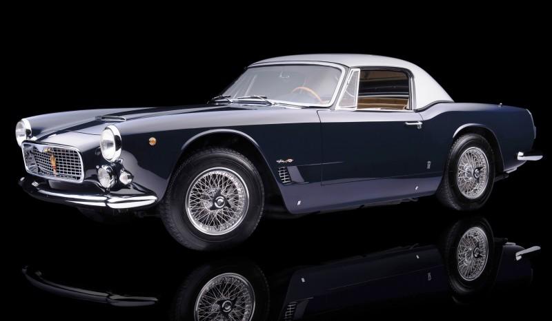 1961 Maserati 3500GT Vignale Spyder 23