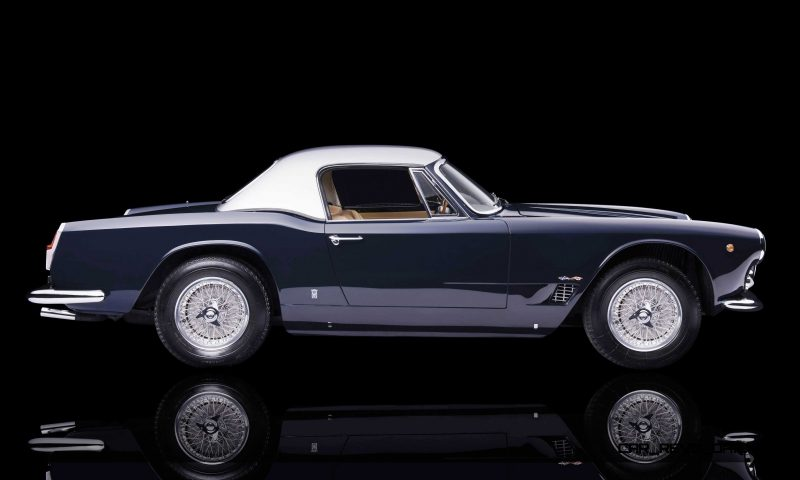 1961 Maserati 3500GT Vignale Spyder 24