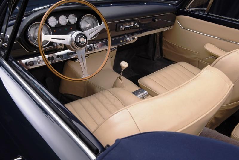 1961 Maserati 3500GT Vignale Spyder 4