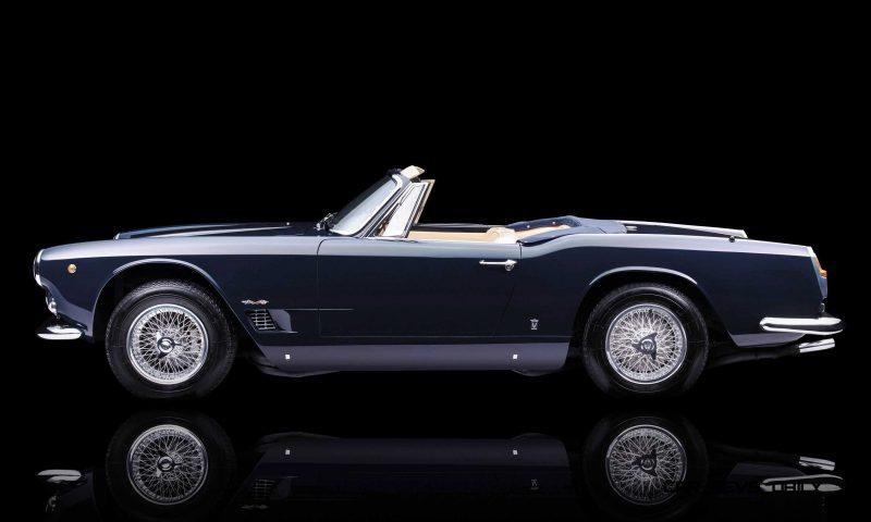 1961 Maserati 3500GT Vignale Spyder 5