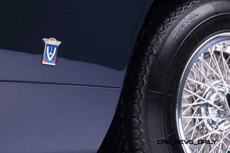 1961 Maserati 3500GT Vignale Spyder 8