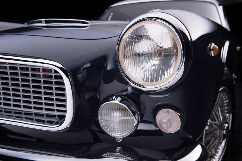 1961 Maserati 3500GT Vignale Spyder 9