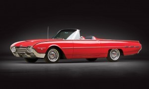 1962 Ford Thunderbird Sports Roadster  1