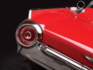 1962 Ford Thunderbird Sports Roadster  10