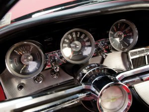 1962 Ford Thunderbird Sports Roadster  13