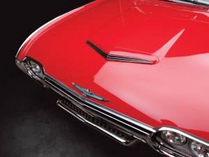 1962 Ford Thunderbird Sports Roadster  16