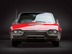 1962 Ford Thunderbird Sports Roadster  17