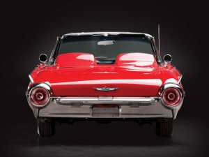 1962 Ford Thunderbird Sports Roadster  18