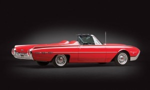 1962 Ford Thunderbird Sports Roadster  2