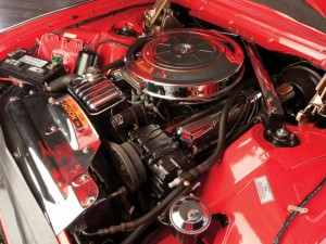 1962 Ford Thunderbird Sports Roadster  3