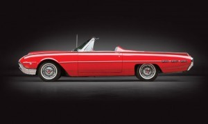 1962 Ford Thunderbird Sports Roadster  5