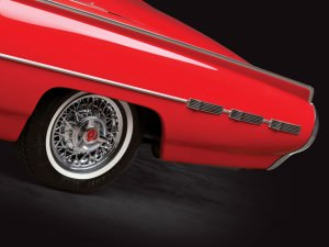 1962 Ford Thunderbird Sports Roadster  8