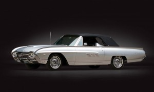 1963 Ford Thunderbird Sports Roadster 1