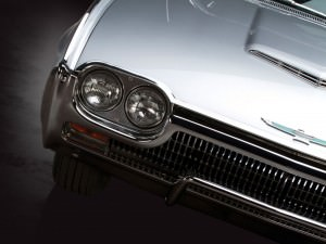 1963 Ford Thunderbird Sports Roadster 10