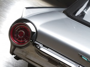 1963 Ford Thunderbird Sports Roadster 12