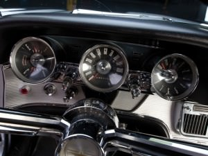 1963 Ford Thunderbird Sports Roadster 15