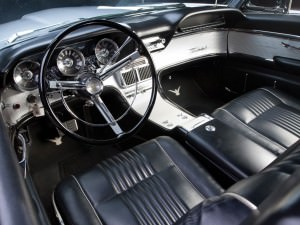 1963 Ford Thunderbird Sports Roadster 4