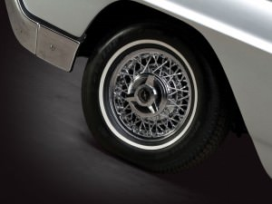1963 Ford Thunderbird Sports Roadster 8