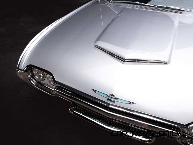 1963 Ford Thunderbird Sports Roadster 9