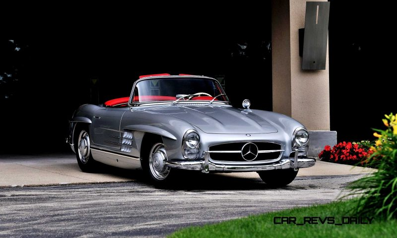 1963 Mercedes-Benz 300SL Roadster 1