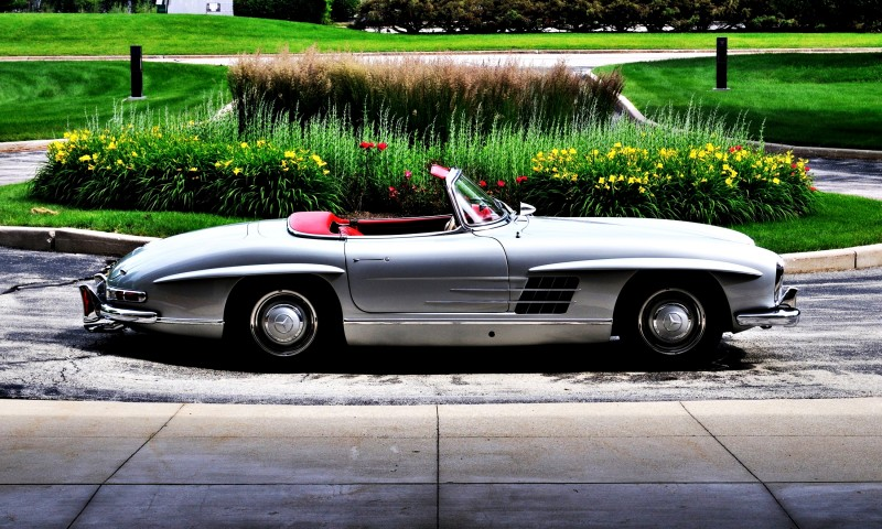 1963 Mercedes-Benz 300SL Roadster 2
