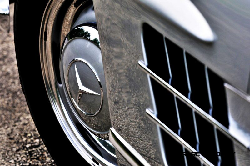 1963 Mercedes-Benz 300SL Roadster 42