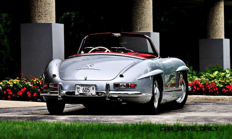 1963 Mercedes-Benz 300SL Roadster 46