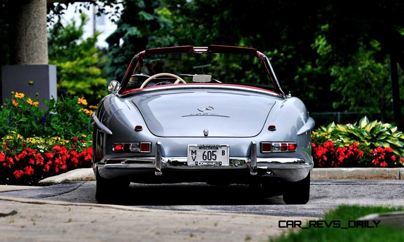 1963 Mercedes-Benz 300SL Roadster 47